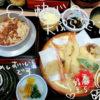 酔心の天ぷら定食